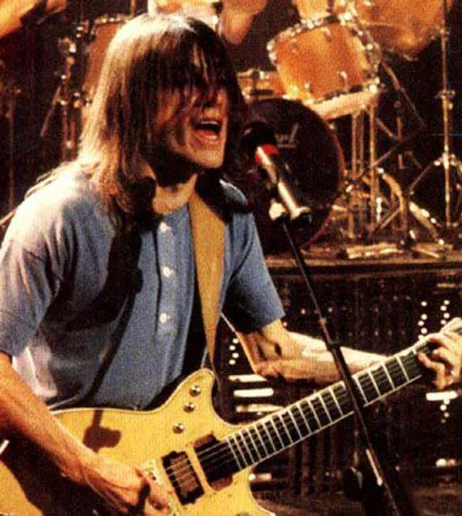Malcolm Young's Gretsch is listed (or ranked) 1 on the list The Most Famous Guitars Of All Time