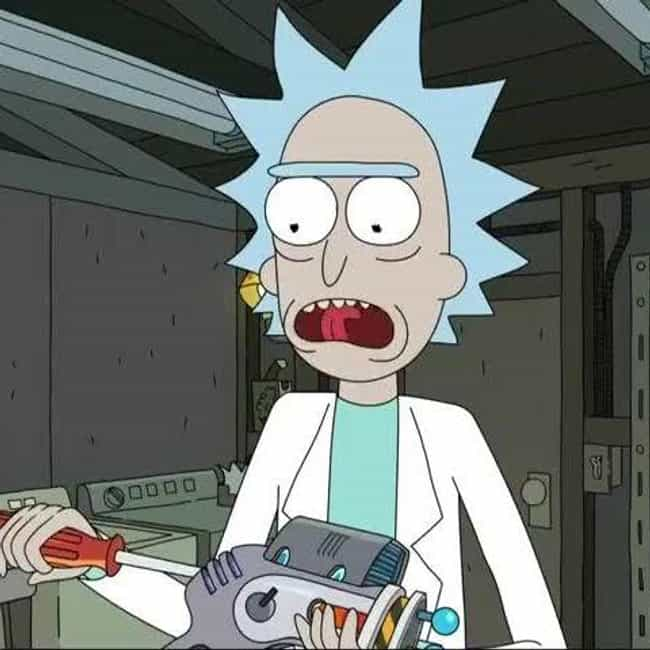 Wherever The Universe Blows Yo... is listed (or ranked) 1 on the list The Best Rick Sanchez Quotes From 'Rick and Morty'