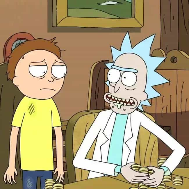 Rise Above is listed (or ranked) 2 on the list The Best Rick Sanchez Quotes From 'Rick and Morty'