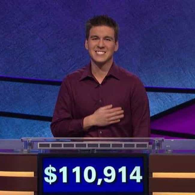 James Holzhauer is listed (or ranked) 1 on the list The Best Jeopardy! Contestants of All Time