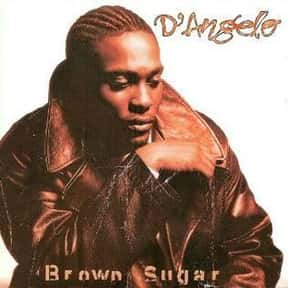 D'Angelo is listed (or ranked) 8 on the list The Best Musical Artists From Virginia