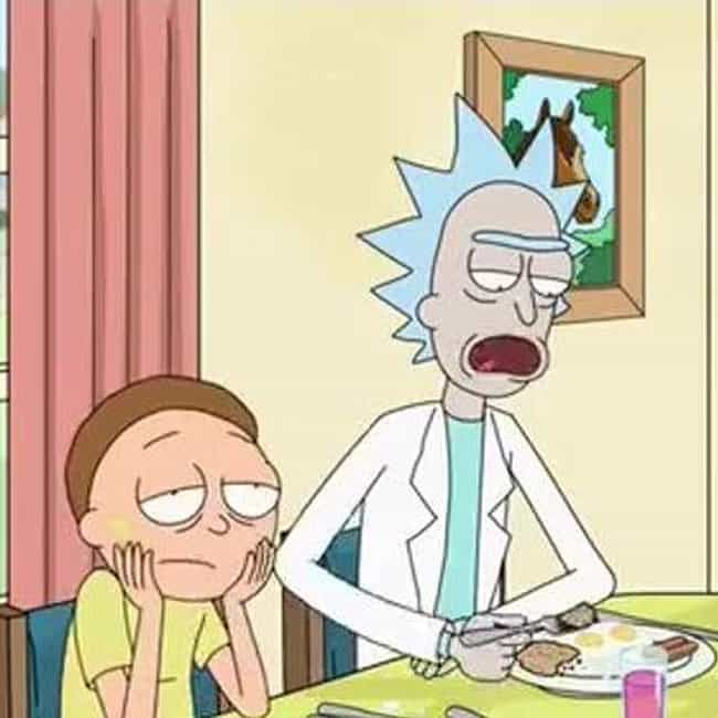 Just Too Loud is listed (or ranked) 4 on the list The Best Morty Smith Quotes From 'Rick & Morty'