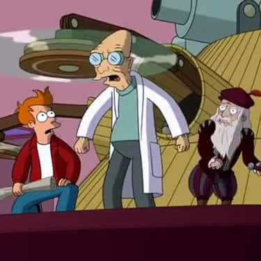 I Hate These Nerds is listed (or ranked) 2 on the list The Best Professor Farnsworth Quotes from 'Futurama'