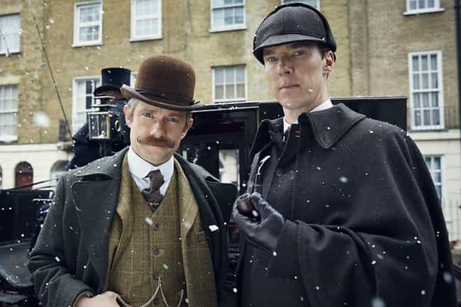 The Abominable Bride is listed (or ranked) 6 on the list The Best Alternate Universe Episodes On TV