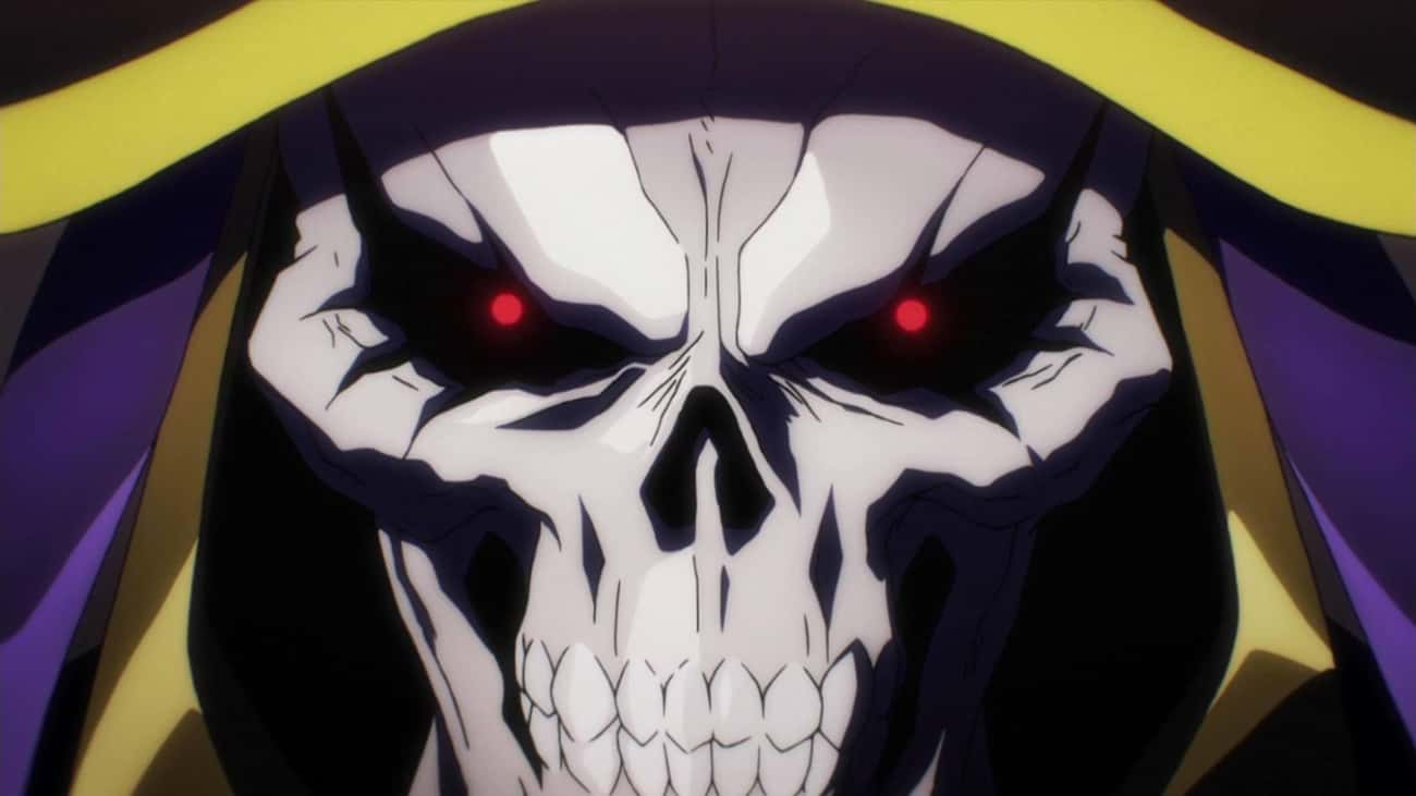 I Bow Before The Supreme One. is listed (or ranked) 3 on the list The Best Overlord Anime Quotes