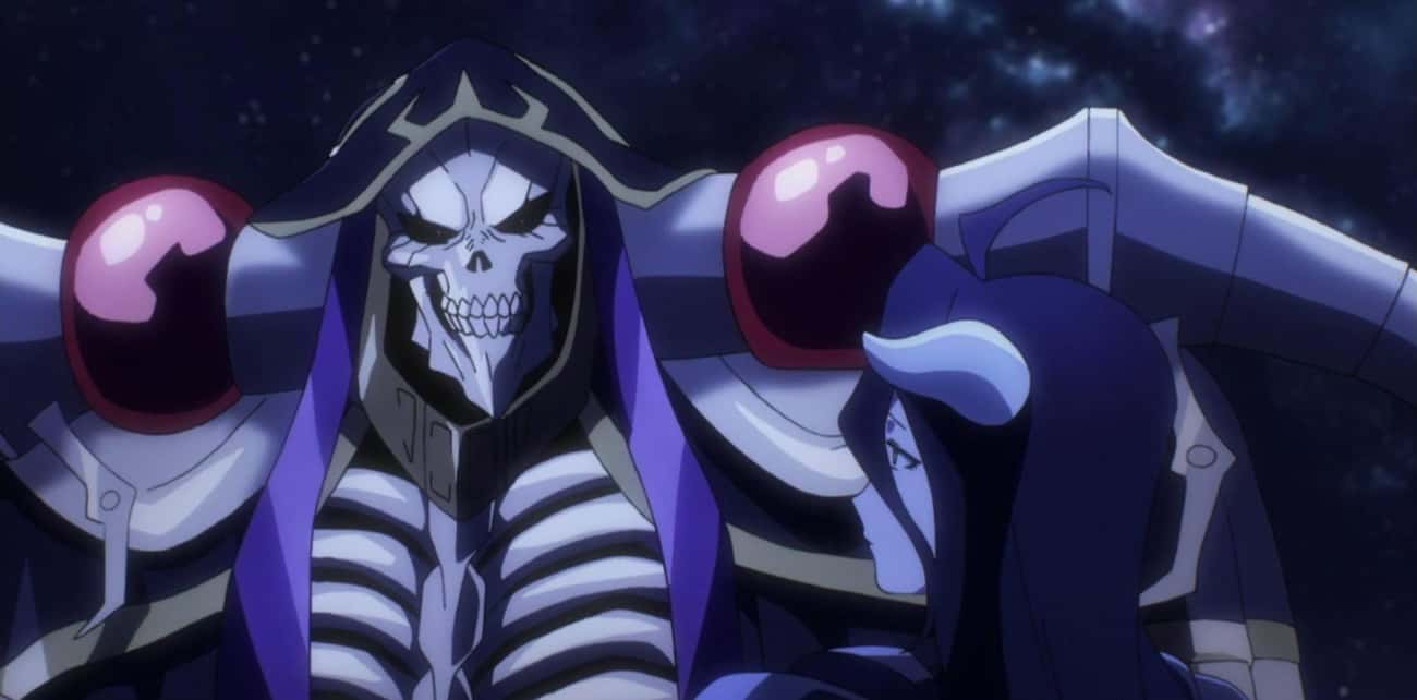 I Know Your Strength And Trust is listed (or ranked) 1 on the list The Best Overlord Anime Quotes