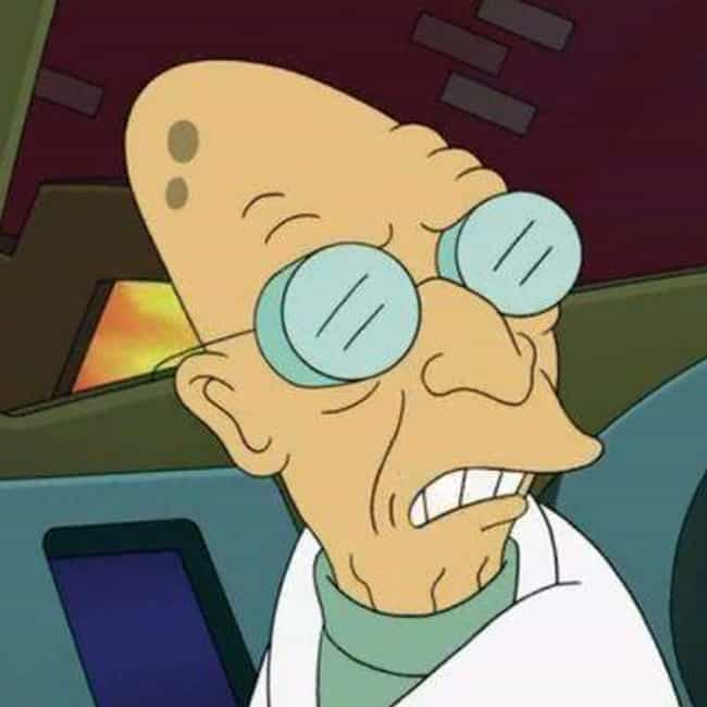 I Don't Want To Live is listed (or ranked) 1 on the list The Best Professor Farnsworth Quotes from 'Futurama'