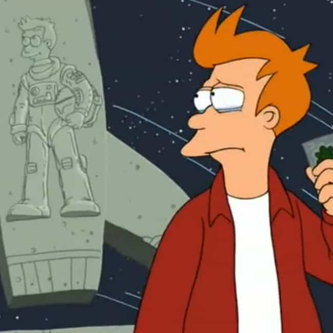 A Boo-Boo is listed (or ranked) 1 on the list The Best Philip J. Fry Quotes from 'Futurama'