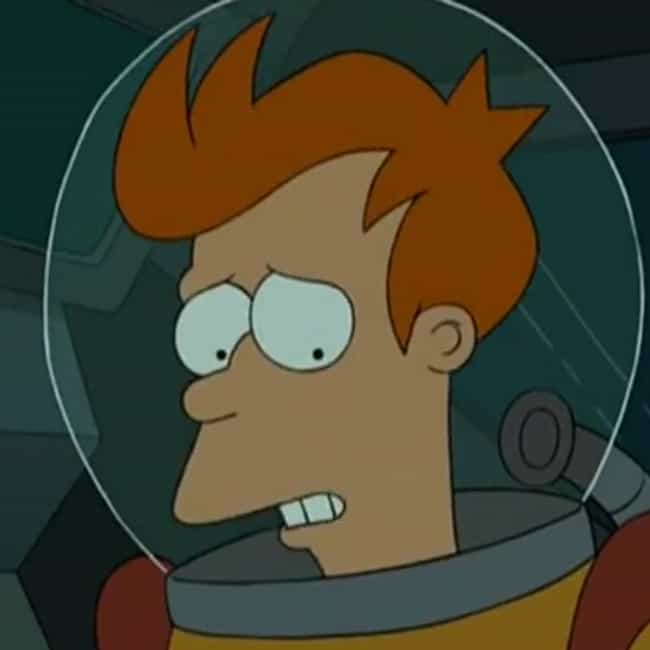 Threw Up A Lot is listed (or ranked) 4 on the list The Best Philip J. Fry Quotes from 'Futurama'