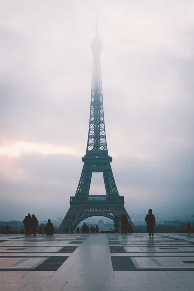 A Female Ghost Laughs (And Scr... is listed (or ranked) 2 on the list Disturbing Facts And Stories About The Eiffel Tower