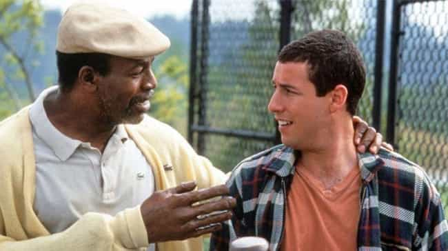 Chubbs Peterson Exemplifies Pe... is listed (or ranked) 2 on the list 'Happy Gilmore' Is Secretly A Drama About Dealing With Loss And Grief