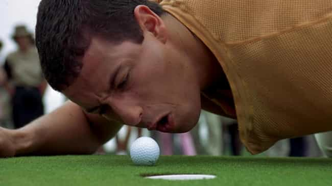 Happy Reaches His Lowest Point... is listed (or ranked) 3 on the list 'Happy Gilmore' Is Secretly A Drama About Dealing With Loss And Grief