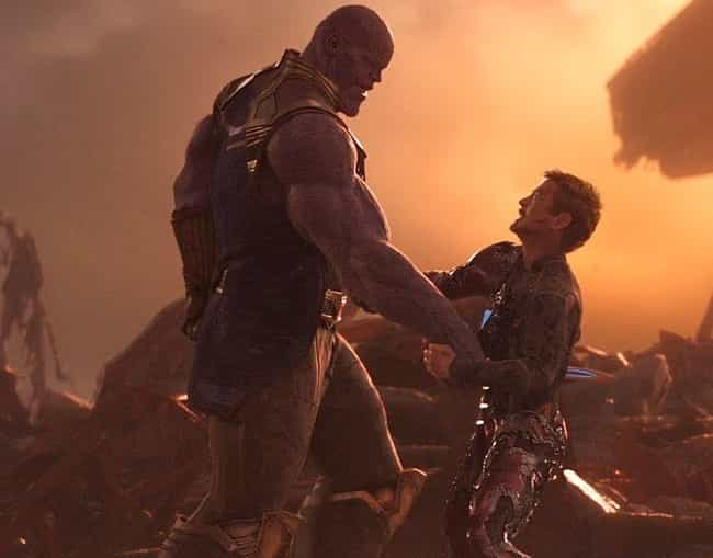 Like Tony Stark, Thanos Is Cur... is listed (or ranked) 2 on the list In Defense Of Thanos: Why Fans Are Rooting For The Mad Titan