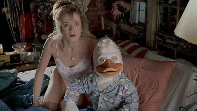 Howard Engages In A Taboo Rela... is listed (or ranked) 4 on the list 'Howard The Duck' Is Really A Metaphor For Cultural Assimilation