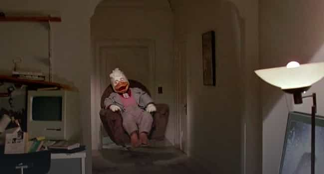 Howard Is Taken From His Home ... is listed (or ranked) 2 on the list 'Howard The Duck' Is Really A Metaphor For Cultural Assimilation