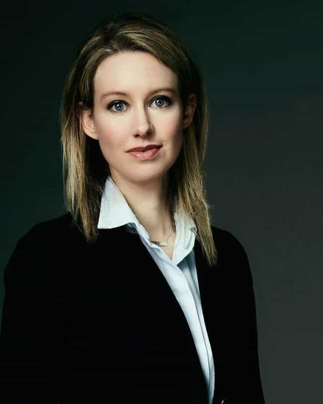 Theranos's Projected Revenue F... is listed (or ranked) 4 on the list The Most Obviously BS Claims Theranos And Elizabeth Holmes Ever Made