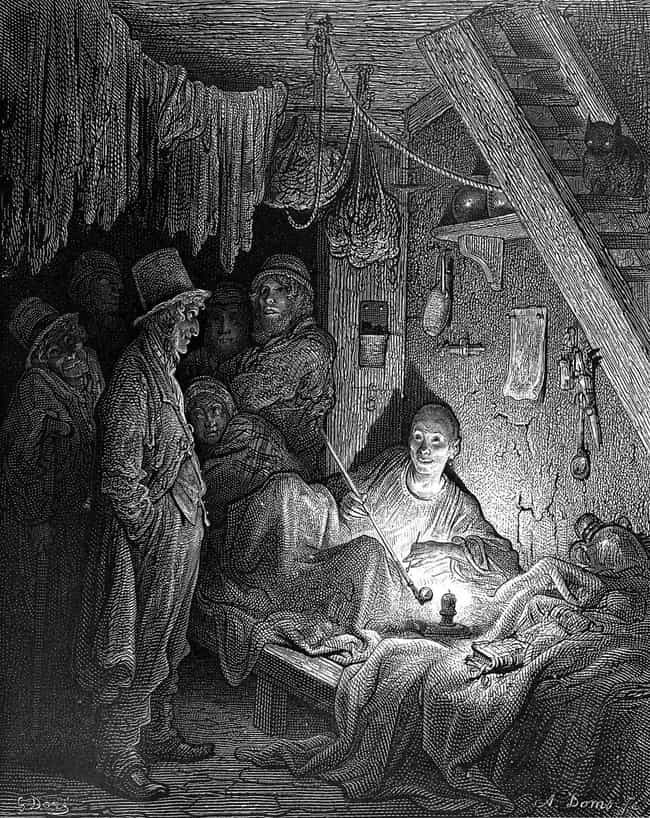 MYTH: Opium Dens Littered Brit... is listed (or ranked) 3 on the list Myths About The Victorian Era, Debunked
