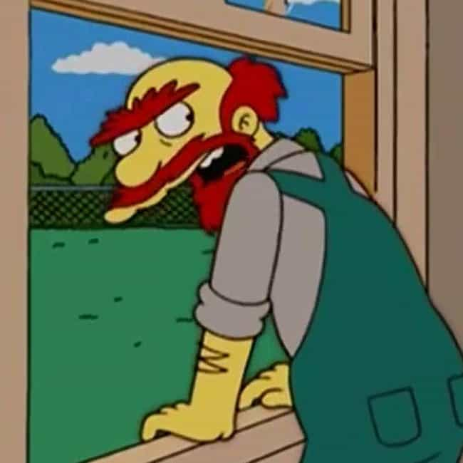 Scots is listed (or ranked) 3 on the list The Best Groundskeeper Willie Quotes From 'The Simpsons'