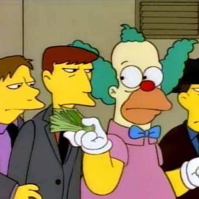 Buy Me A Clean One is listed (or ranked) 2 on the list The Best Krusty the Clown Quotes