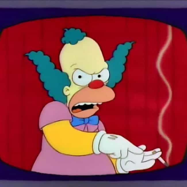 Personally Spit is listed (or ranked) 1 on the list The Best Krusty the Clown Quotes