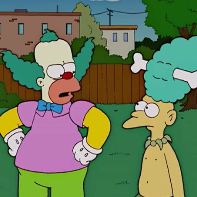 New Side Kick is listed (or ranked) 2 on the list The Best Krusty the Clown Quotes
