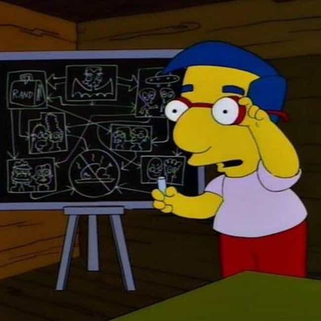 Reverse Vampires is listed (or ranked) 1 on the list The Best Milhouse Quotes