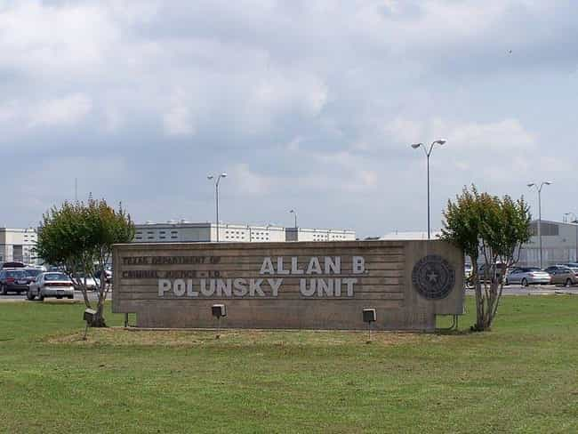 TDCJ Polunsky Unit (Livingston... is listed (or ranked) 2 on the list 12 Prisons Scarier Than Alcatraz
