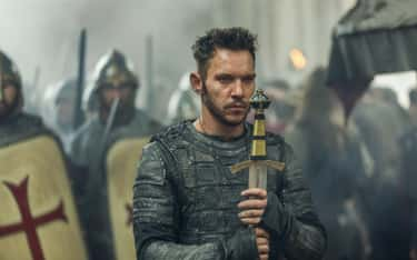 Heahmund From The Historical Drama 'Vikings' Was A Real-Life Warrior Bishop