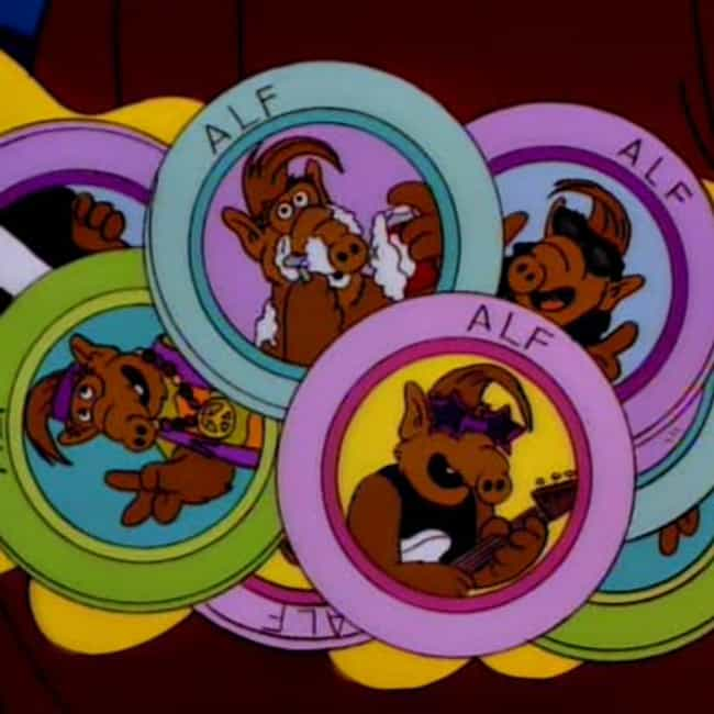 Some Cool Pogs is listed (or ranked) 4 on the list The Best Milhouse Quotes