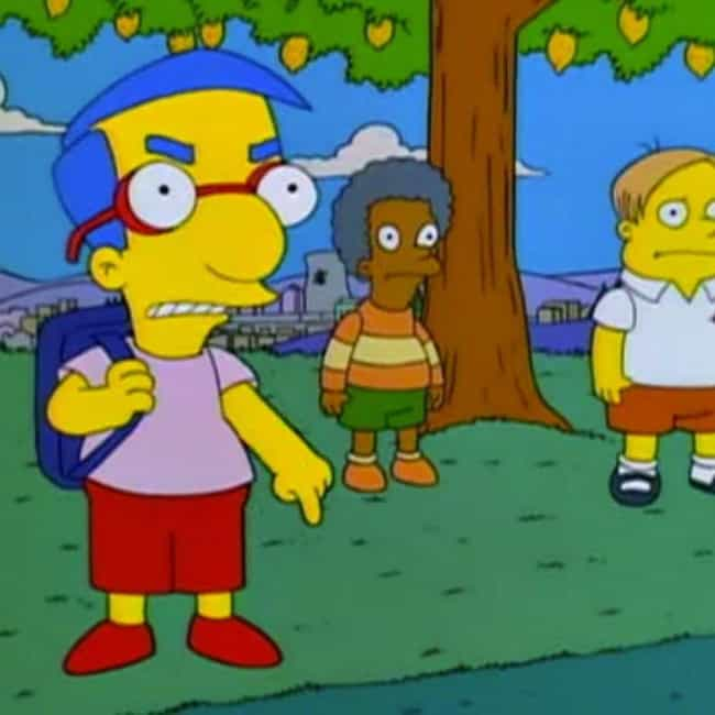Kick Your Butt is listed (or ranked) 4 on the list The Best Milhouse Quotes