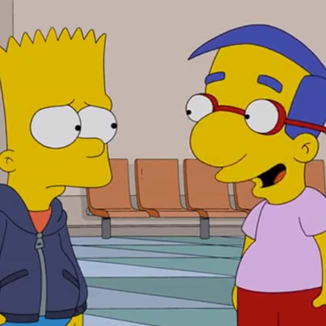 More For Me is listed (or ranked) 2 on the list The Best Milhouse Quotes