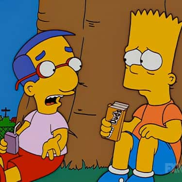 Both Your Parents is listed (or ranked) 1 on the list The Best Milhouse Quotes