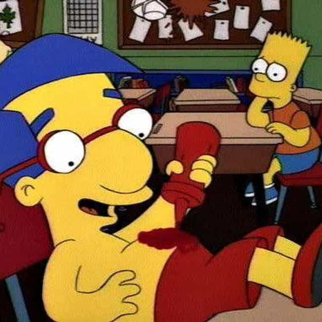 I Forgot Stuff is listed (or ranked) 3 on the list The Best Milhouse Quotes