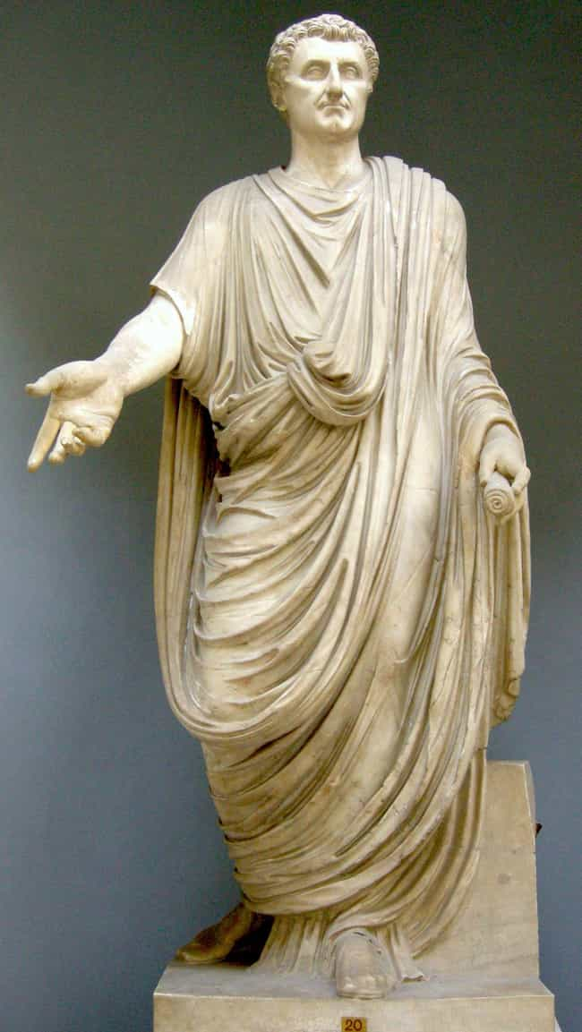 MYTH: Romans Always Wore Togas is listed (or ranked) 4 on the list Myths About Ancient Rome, Debunked