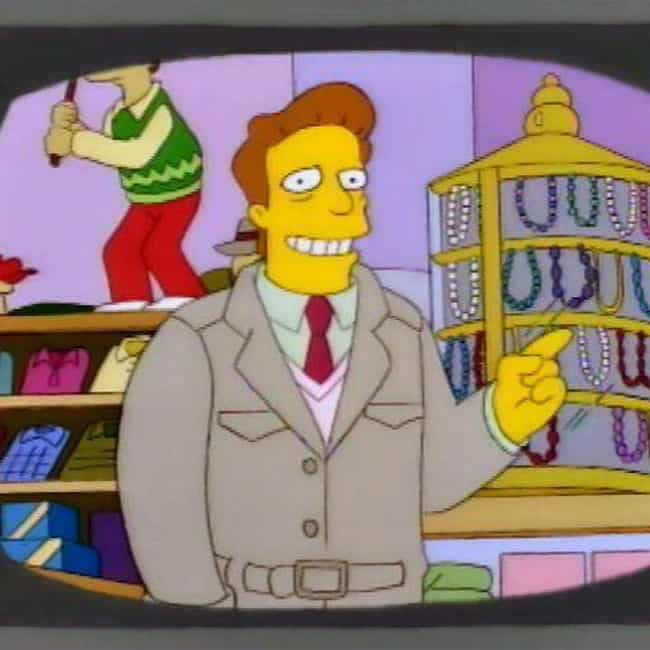 Skinny On Shoplifting is listed (or ranked) 3 on the list The Best Troy McClure Quotes