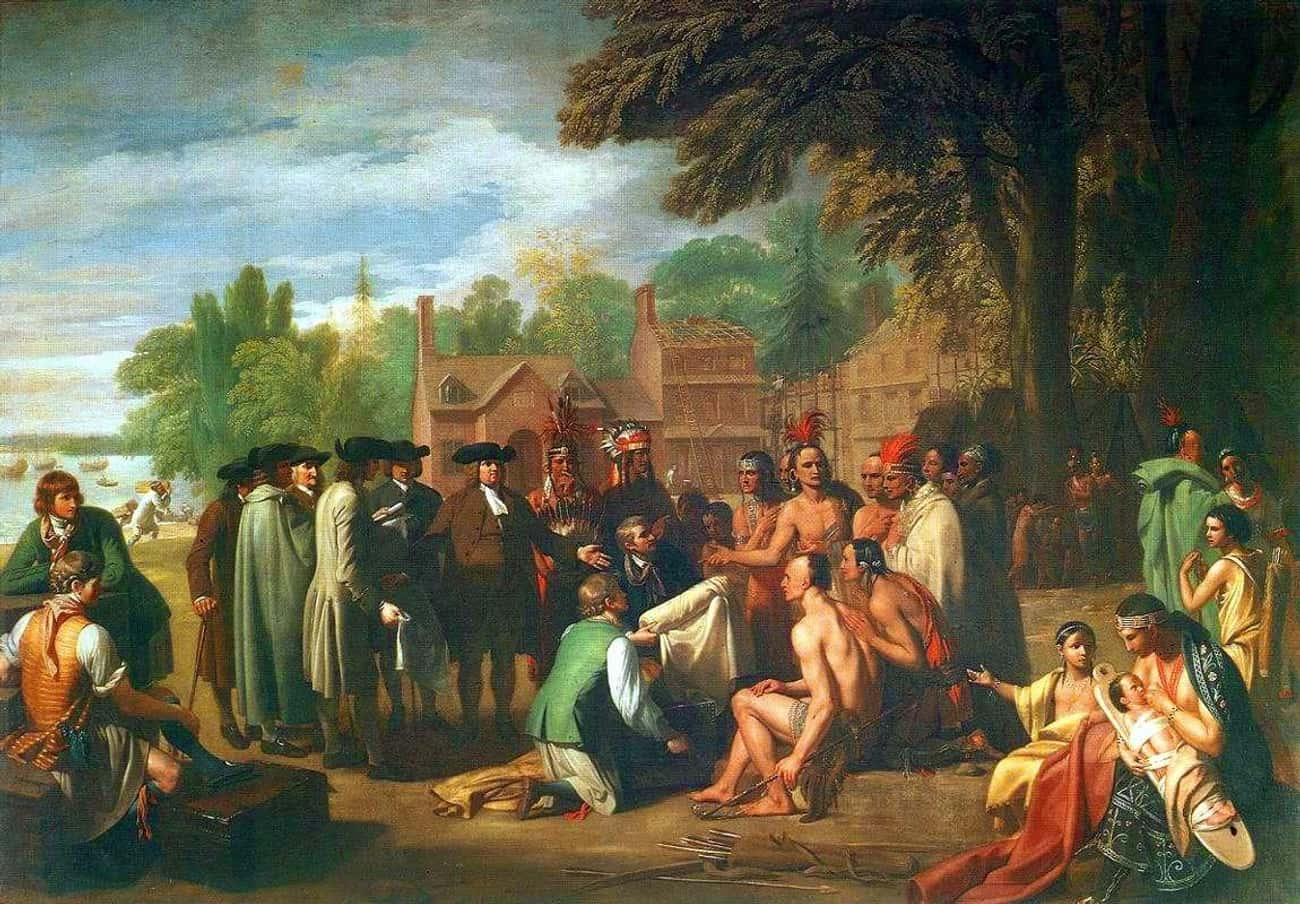 MYTH: Early European Settlers  is listed (or ranked) 3 on the list Myths About Colonial America, Debunked