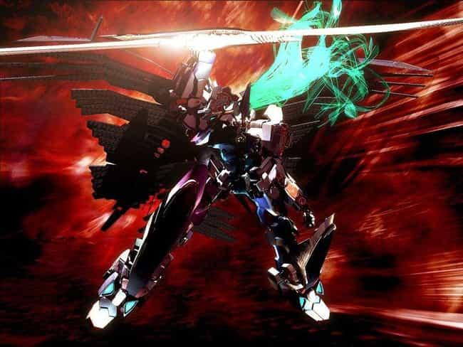 Demonbane - 'Kishin Houkou Dem... is listed (or ranked) 4 on the list The Best Mecha In Anime