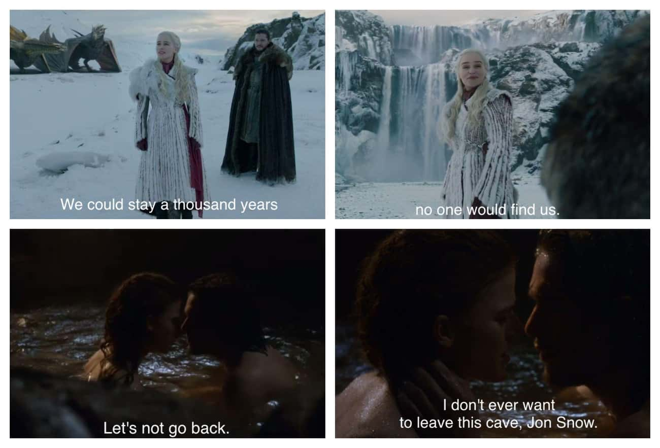 Her Love For Jon Will Get Her Killed