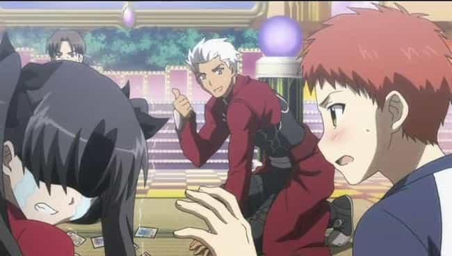 Carnival Phantasm is listed (or ranked) 6 on the list The Best Anime Like Isekai Quartet