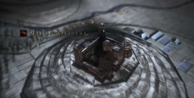 The Spiral Hints At The Fall O... is listed (or ranked) 4 on the list Easter Eggs And Hidden Details In The Season 8 Opening Sequence Of 'Game Of Thrones'