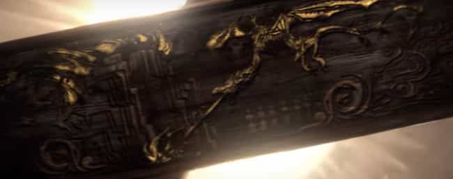 The Astrolabe Depicts Viserion... is listed (or ranked) 1 on the list Easter Eggs And Hidden Details In The Season 8 Opening Sequence Of 'Game Of Thrones'