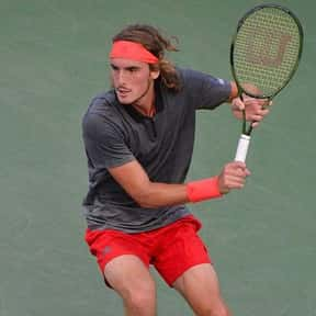Stefanos Tsitsipas is listed (or ranked) 5 on the list The Best Men's Tennis Players in the World Right Now