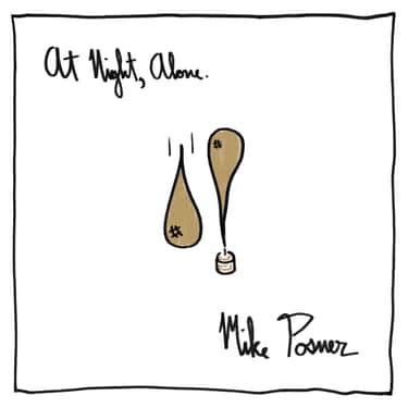 At Night, Alone is listed (or ranked) 1 on the list The Best Mike Posner Albums, Ranked