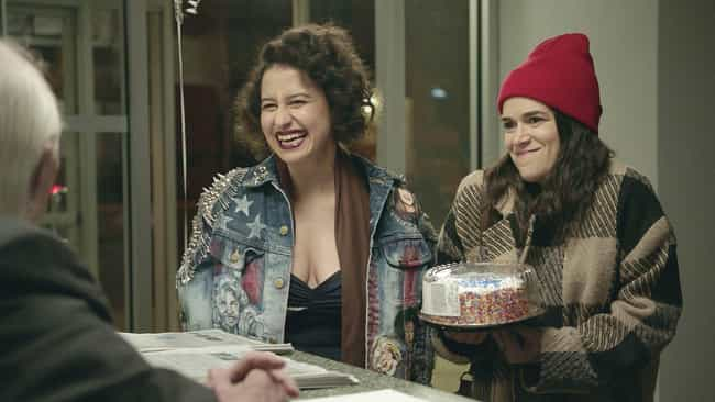 Friendiversary (Season 4, Epis... is listed (or ranked) 3 on the list The Most Important Episodes Of 'Broad City'