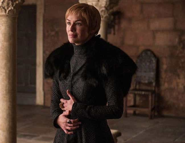 The Entire Pregnancy Was A Sha... is listed (or ranked) 2 on the list The Internet Is Blowing Up With Some Wild Theories About Cersei's Baby In 'Game Of Thrones'