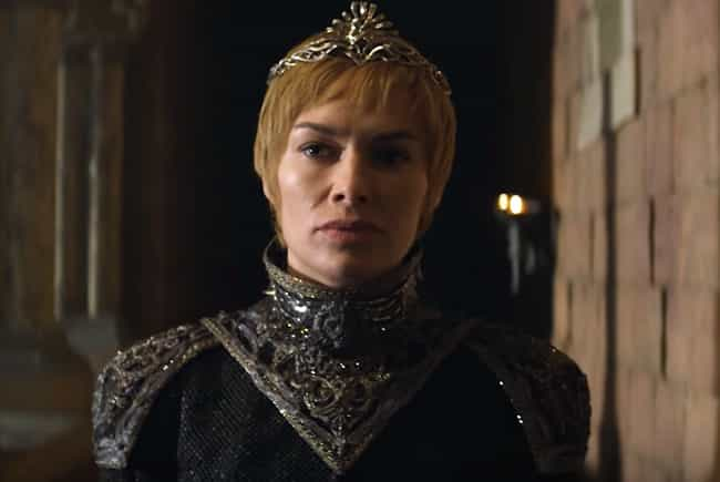Cersei Is Menopausal, Not Preg... is listed (or ranked) 4 on the list The Internet Is Blowing Up With Some Wild Theories About Cersei's Baby In 'Game Of Thrones'