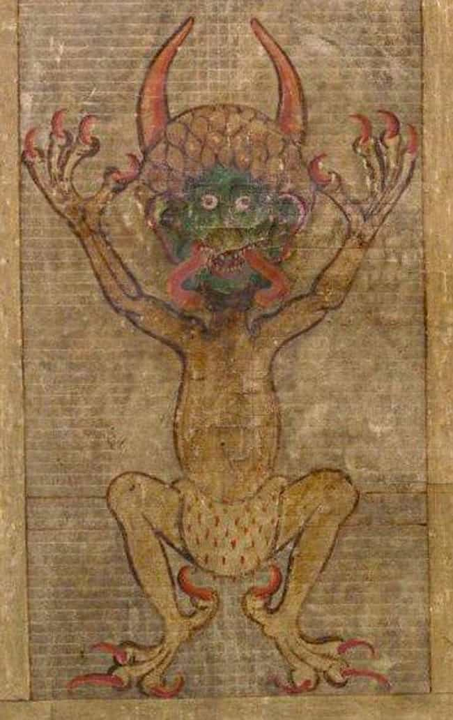 Codex Gigas (The Devil's Bible... is listed (or ranked) 5 on the list These Earthly Items And Places Are Said To Come Straight From The Devil