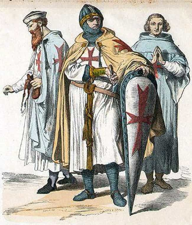 MYTH: They Inspired The 'Bad L... is listed (or ranked) 1 on the list Myths About The Knights Templar, Debunked