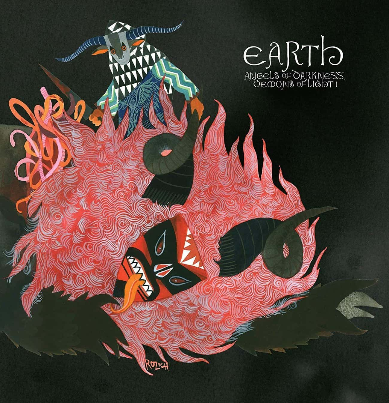Angels of Darkness, Demons of  is listed (or ranked) 3 on the list The Best Earth Albums, Ranked