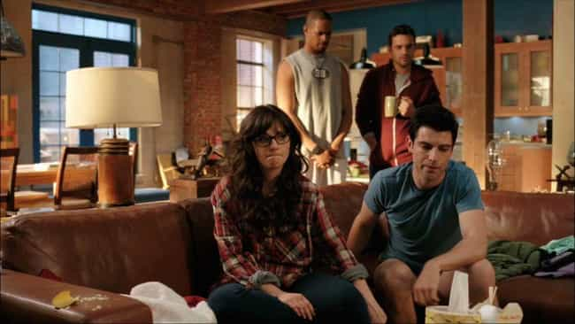 'Pilot' (Season 1, Episode 1):... is listed (or ranked) 4 on the list The Most Important Episodes Of 'New Girl'